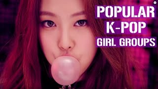 [TOP 30] MOST POPULAR K-POP GIRL GROUPS ON YOUTUBE (2016)