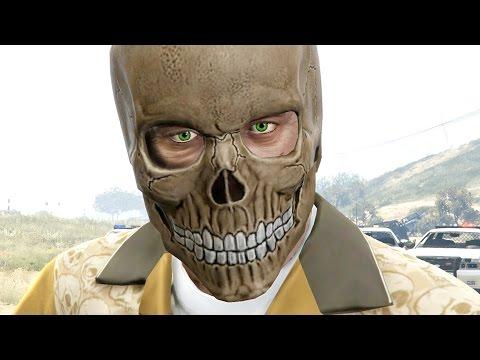 GTA 5 Die Hard 46 - Brutal Slow Motion Kills