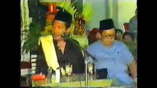 Mauidhoh Hasanah KH Achmad Shiddiq   Gus Miek  dan Gus Dur