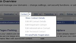 How to Transfer your Domain Name from 1&1 to SSISG