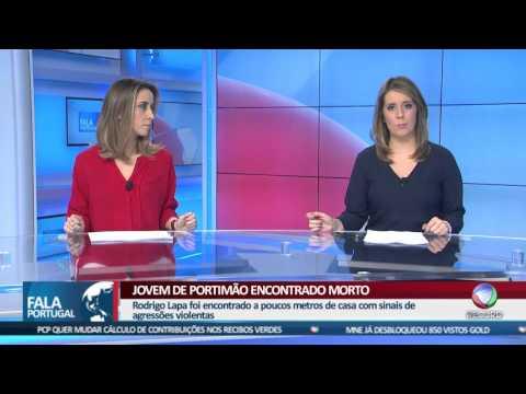 Fala Portugal Rodrigo Lapa autopsiado esta quinta feira