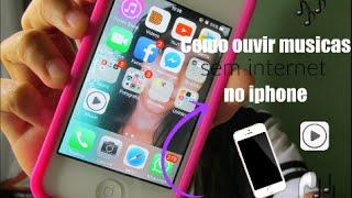 Como ouvir musicas sem internet no iphone de graça