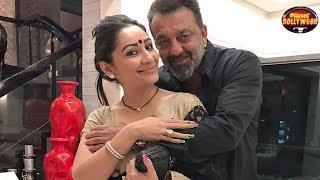 Sanjay Dutt Upsets Wife Maanayata & Why?    Bollywood News