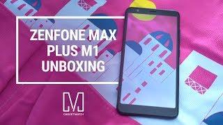 ASUS Zenfone Max Plus M1 Unboxing & Hands-On