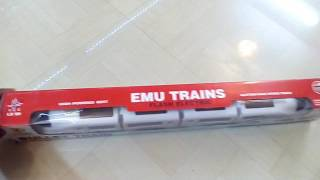 CITY EMU S9 BULLET TRAIN FLASH ELECTRIC International line TRAILBLAZER CITY EMU