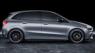 MERCEDES B-CLASS (2019) Hi-Tech Tourer