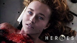 Claire's Immortality // Heroes S01 E04 - Collision