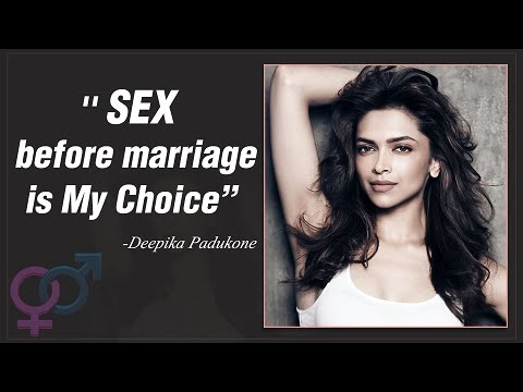 Xxx Mp4 12 Times Bollywood Celebrities Spoke About Sex 3gp Sex