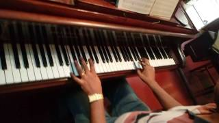 Ami Jharer Kache - Accoustic Grand Piano