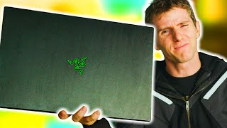I THOUGHT I wanted this... - Razer Blade Pro 17 Review