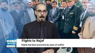 India resumes flights to Iraq after 30 year gap