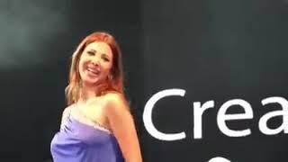 رقص نانسي عجرم ترقص رقصا مثيرا و إغراء 2018