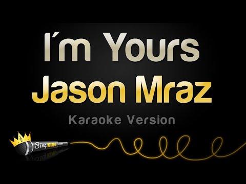 Jason Mraz - I'm Yours (Karaoke Version)