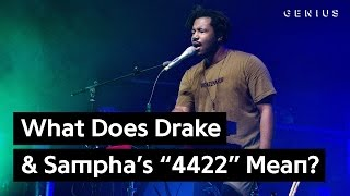What Does Drake & Sampha
