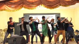 Funny dance - Mar Athanasius College Of Engineering