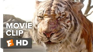 The Jungle Book Movie CLIP - Shere Khan (2016) - Idris Elba Movie HD