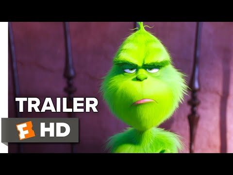 Xxx Mp4 The Grinch Trailer 1 2018 Movieclips Trailers 3gp Sex