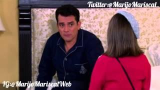 Mi corazon es tuyo capitulo 135 •Jorge Salina, Silvia Navarro y Maria Jose Mariscal