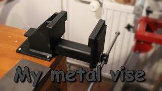 My metal vise