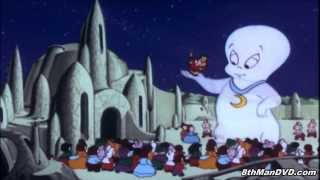 CASPER THE FRIENDLY GHOST: Boo Moon (1954) (Remastered) (HD 1080p)