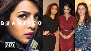 Priyanka's 'Quantico' Breaks Records | Celebs React