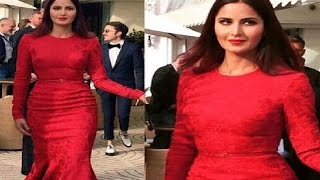 Katrina Kaif Red Hot At Cannes Film Festival 2015
