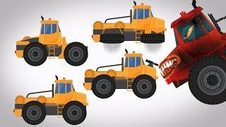 Transformer | Truck | Flying Truck | Destroyer Truck Video For Kids