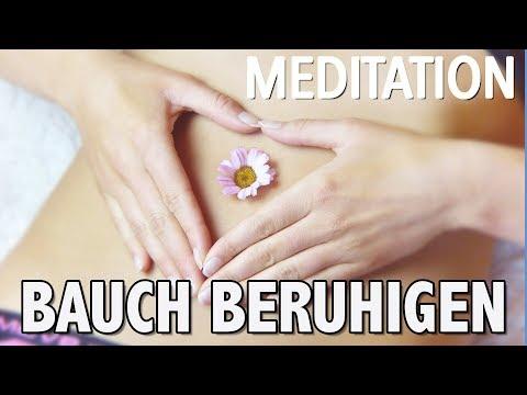 Geführte Meditation: Unruhe im Bauch | Magen-Darm-Probleme durch Anspannung & Nervosität