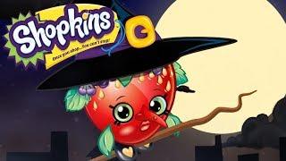 SHOPKINS - HALLOWEEN   Shopkins Episode   Cartoons For Kids   Toys For Kids   Shopkins Cartoon