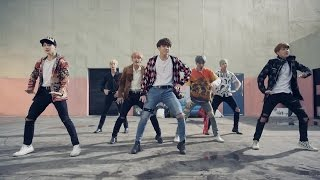 BTS(방탄소년단) 'FIRE'(불타오르네) MV Tops 100 MLN YouTube views (BTS, Blood Sweat & Tears) [통통영상]