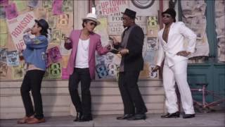 Michael Jackson feat. Bruno Mars - Uptown Jam