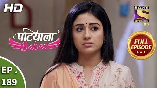 Patiala Babes - Ep 189 - Full Episode - 16th August, 2019
