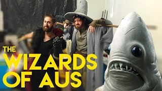 The Wizards of Aus - Series Announcement Video!