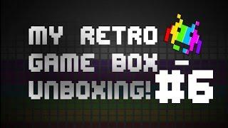 Jason's My Retro Game Box - Unboxing! #6