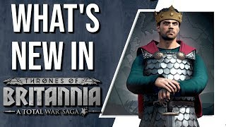 How Total War HAS CHANGED in Thrones of Britannia