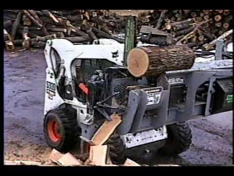 Hahn HFP160 Firewood Pro Part 2