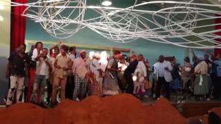 Mamelodi children of Christ featuring Tuka Mathabe - Tlong re yeng...