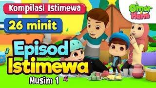 Koleksi Cerita Kanak Kanak Islam | Episod Istimewa Musim 1 | Omar & Hana