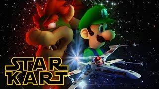 Star Kart - Star Wars + Mario Kart