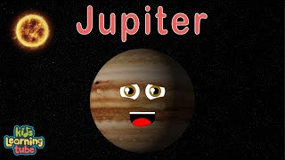 Jupiter/Planet Jupiter/Jupiter Song for Kids (REMIXED) with more facts