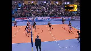 Final volleyball mohammadreza fattahi libero besr.ready.active.practice volleyball matches