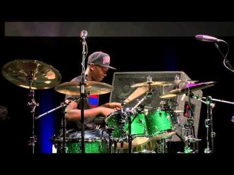 Guitar Center Drum Off 2012 Finalist Robert Diamond Johnson