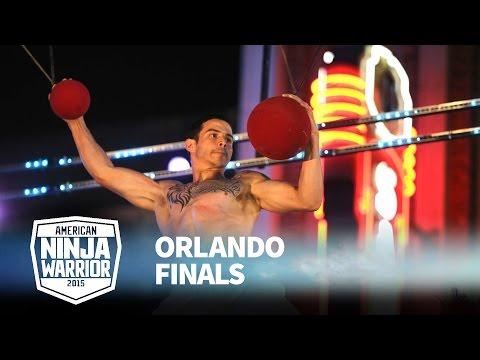Flip Rodriguez at 2015 Orlando Finals American Ninja Warrior