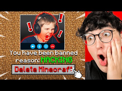ANGRY Kid RAGED On Discord When I BANNED HIM