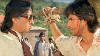 Saif Ali Khan, Twinkle, Shakti Kapoor, Dil Tera Diwana - Scene 12/14
