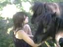 Orgasme de poney x)