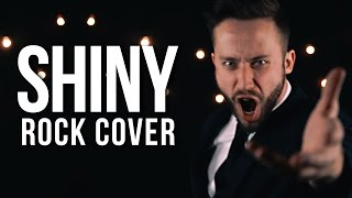 Shiny - (DISNEY METAL VERSION) ~ Moana cover by Jonathan Young