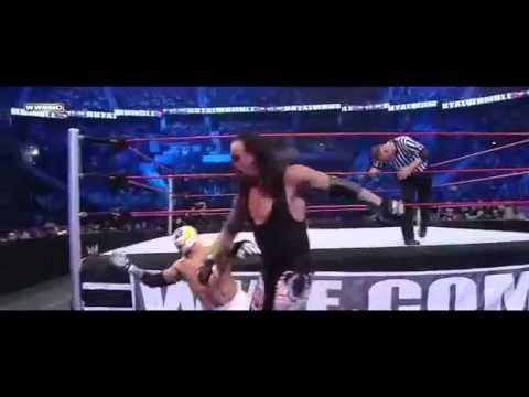 Undertaker vs Rey Mysterio