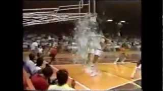 Hardest Glass SHATTERING Dunks Ever in Basketball (All Levels)