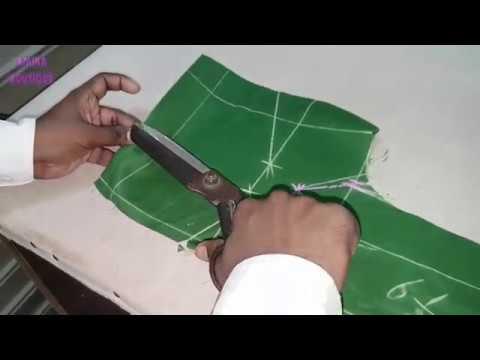 Blouse Cutting Tips | Teera Armhole Tips (Size 30-31)